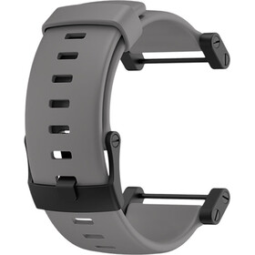 Suunto Core Flat Silicone Strap, crush gray